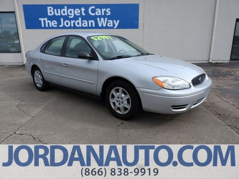 Used Ford Taurus SE : pre owned cars ford - markmcfarlin.com