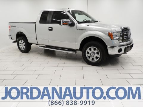 Certified Used Ford F-150 XLT & 47 Certified Pre-Owned Fords in Stock | Jordan Ford markmcfarlin.com