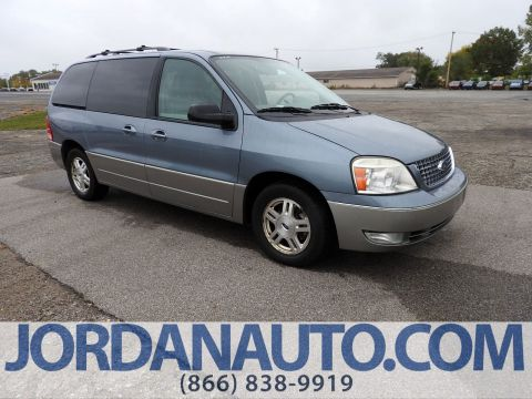 Used Ford Freestar Wagon Limited & Used Cars under $10000 near Granger | Jordan Ford markmcfarlin.com
