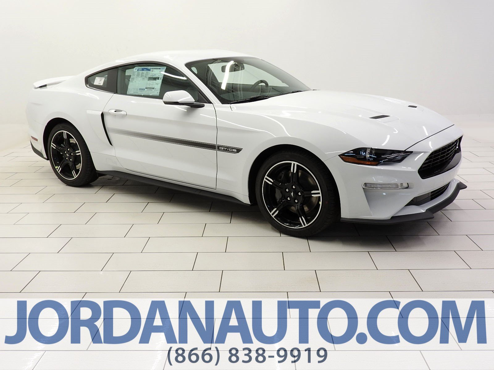 New 2019 Ford Mustang Gt Premium 2dr Car In Mishawaka K5176564 Jordan