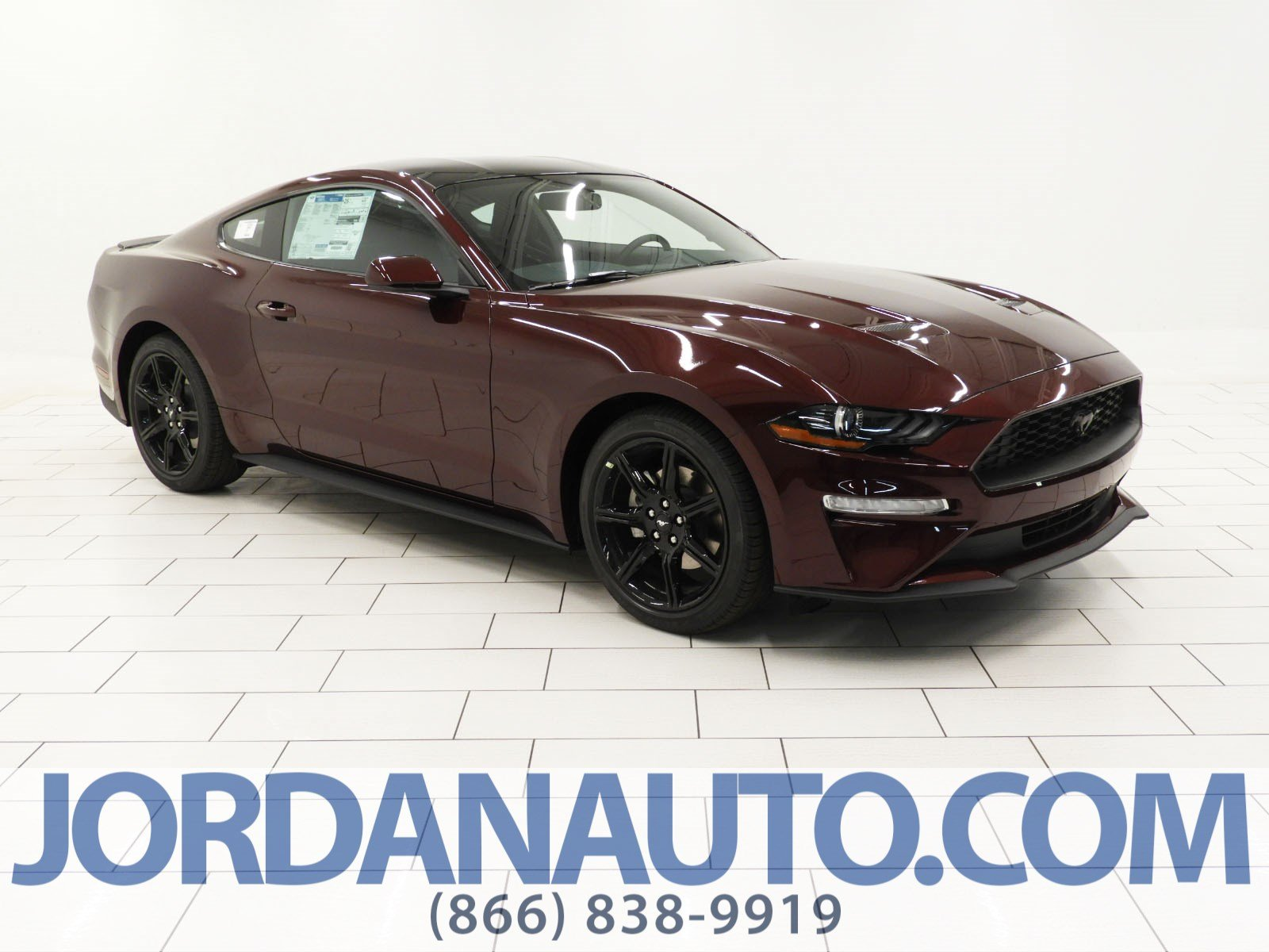 New 2018 Ford Mustang EcoBoost 2dr Car in Mishawaka J