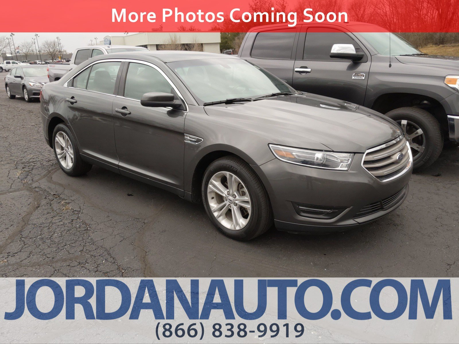 Certified Pre-Owned 2019 Ford Taurus SEL