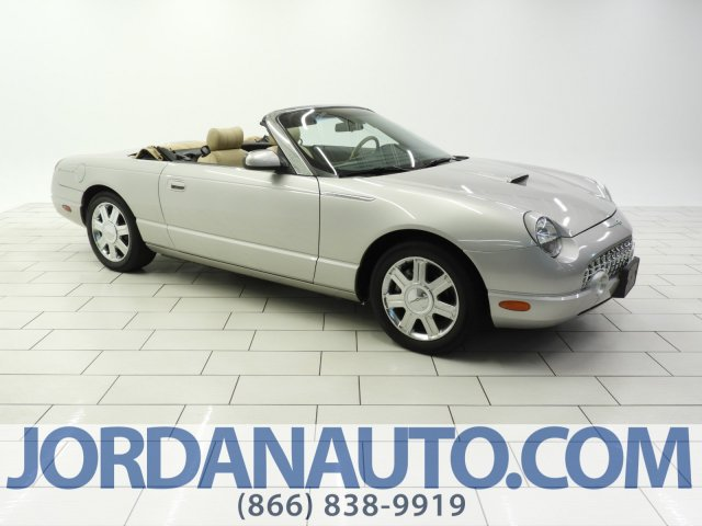 Pre-Owned 2005 Ford Thunderbird 50th Anniversary