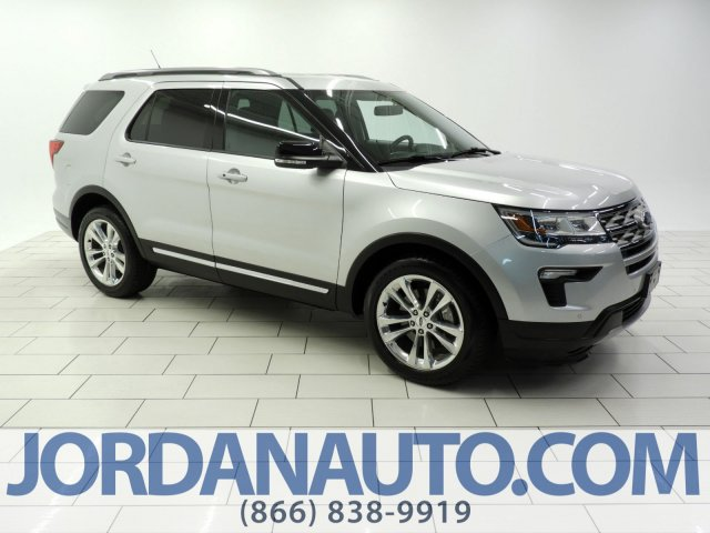 Jordan Ford Mishawaka >> Certified Pre Owned 2018 Ford Explorer Xlt Fwd Sport Utility