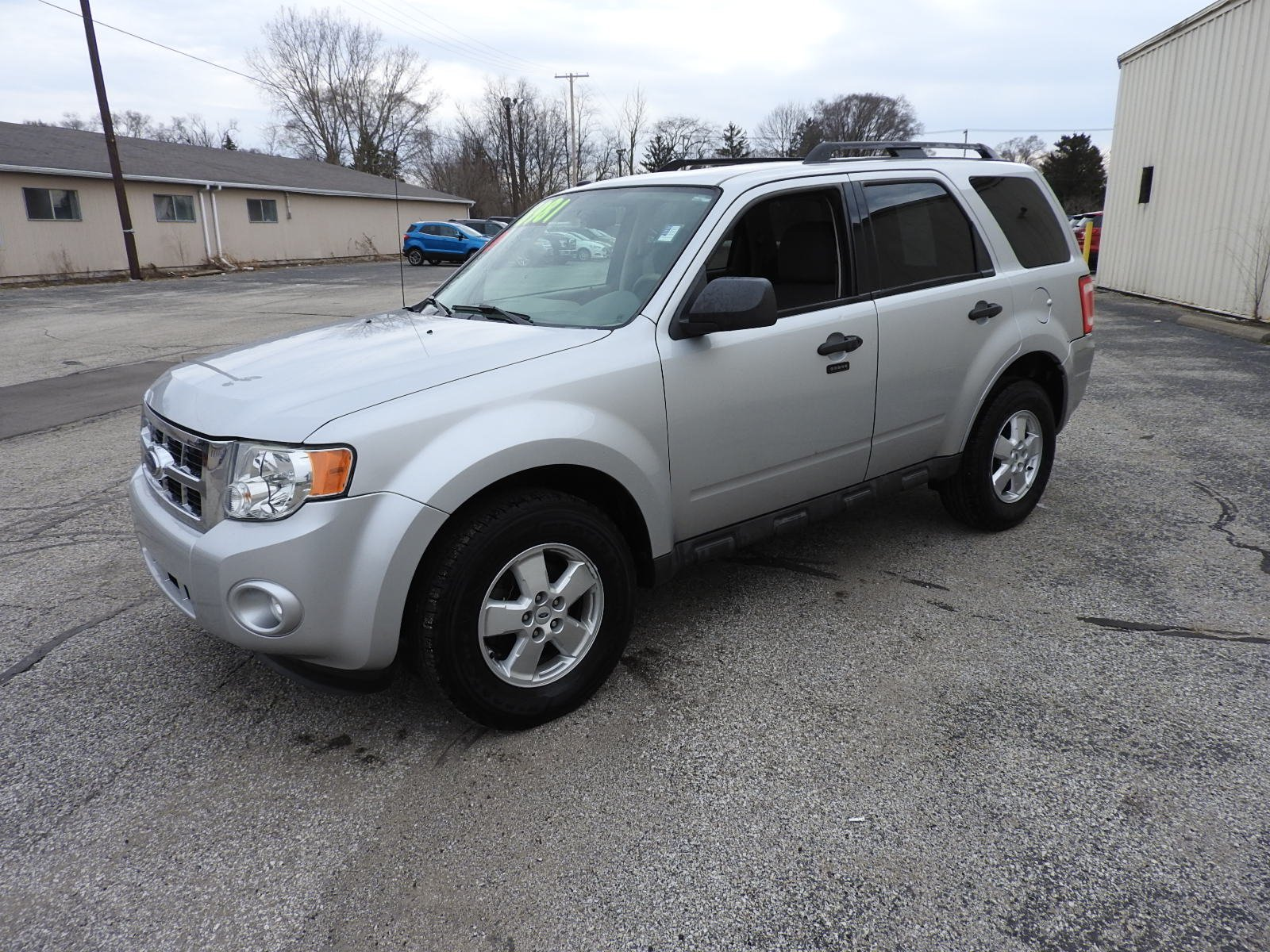 Pre Owned 2009 Ford Escape XLT Sport Utility in Mishawaka
