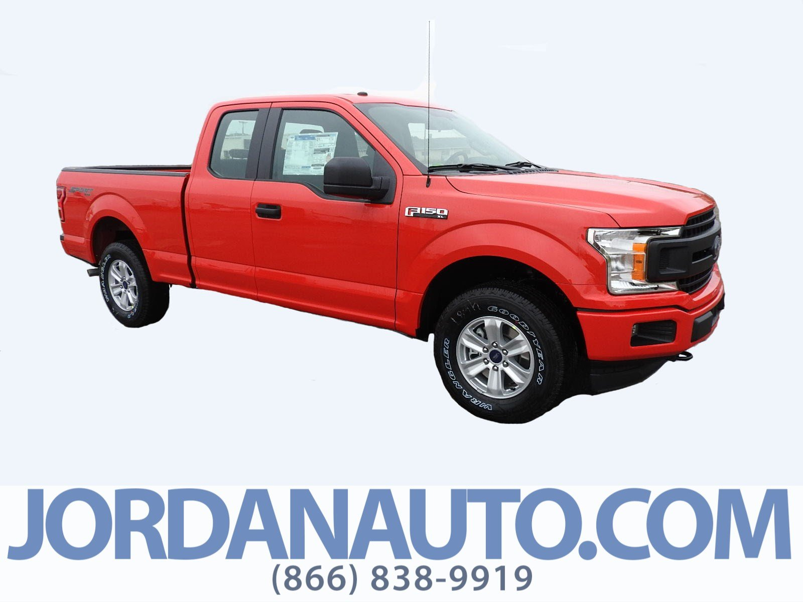New 2018 Ford F150 XL Extended Cab Pickup in Mishawaka JFA80113