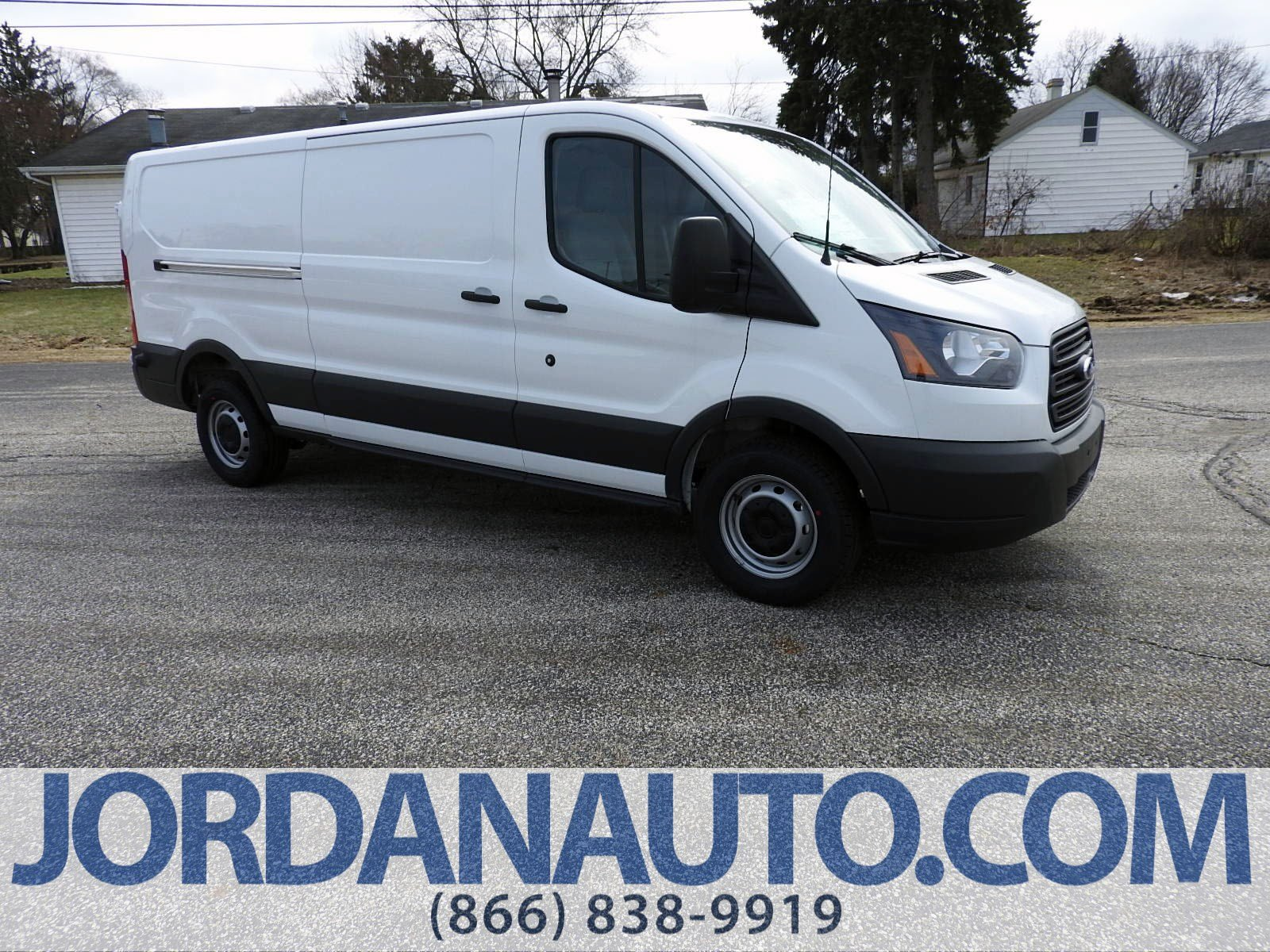 New 2018 Ford Transit Van XL Full size Cargo Van in Mishawaka