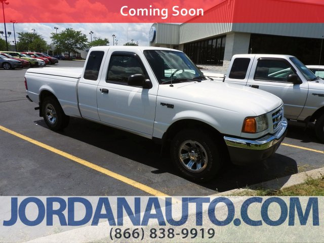 Pre-Owned 2003 Ford Ranger XLT Appearance
