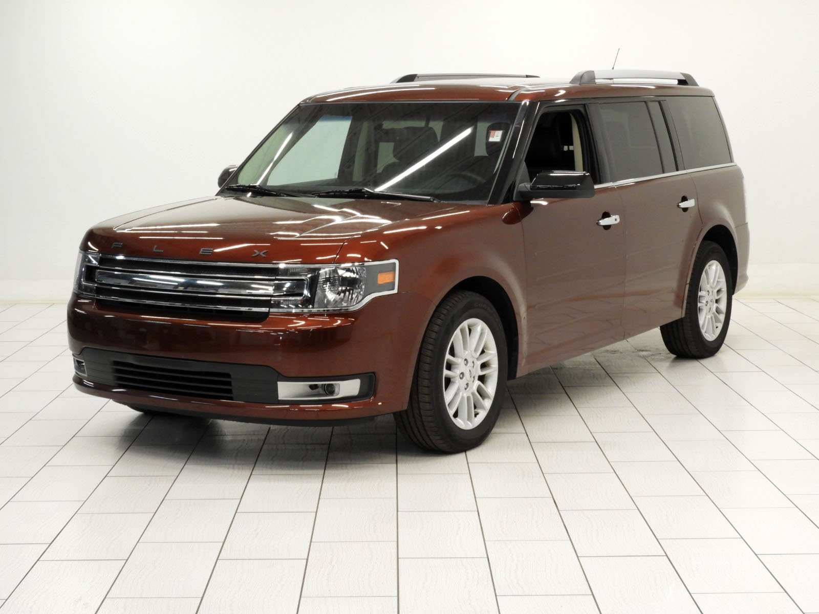 Certified pre owned 2015 ford flex sel