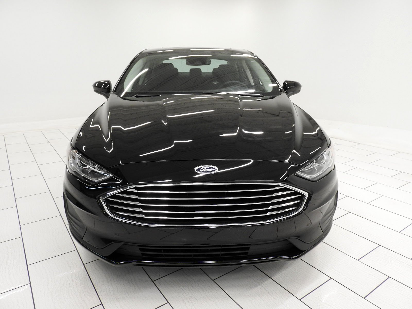 New 2019 Ford Fusion SE 4dr Car in Mishawaka KR