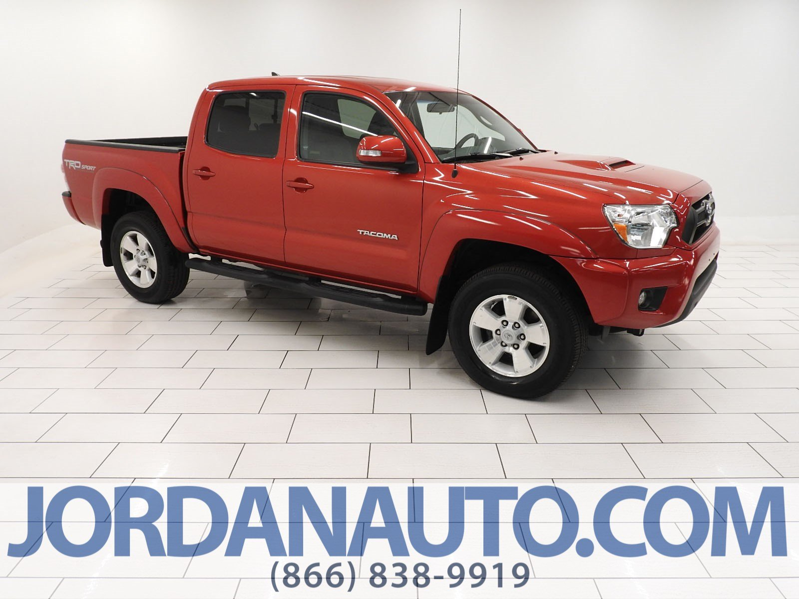 Certified Pre Owned 2015 Toyota Ta a Double Cab in Mishawaka