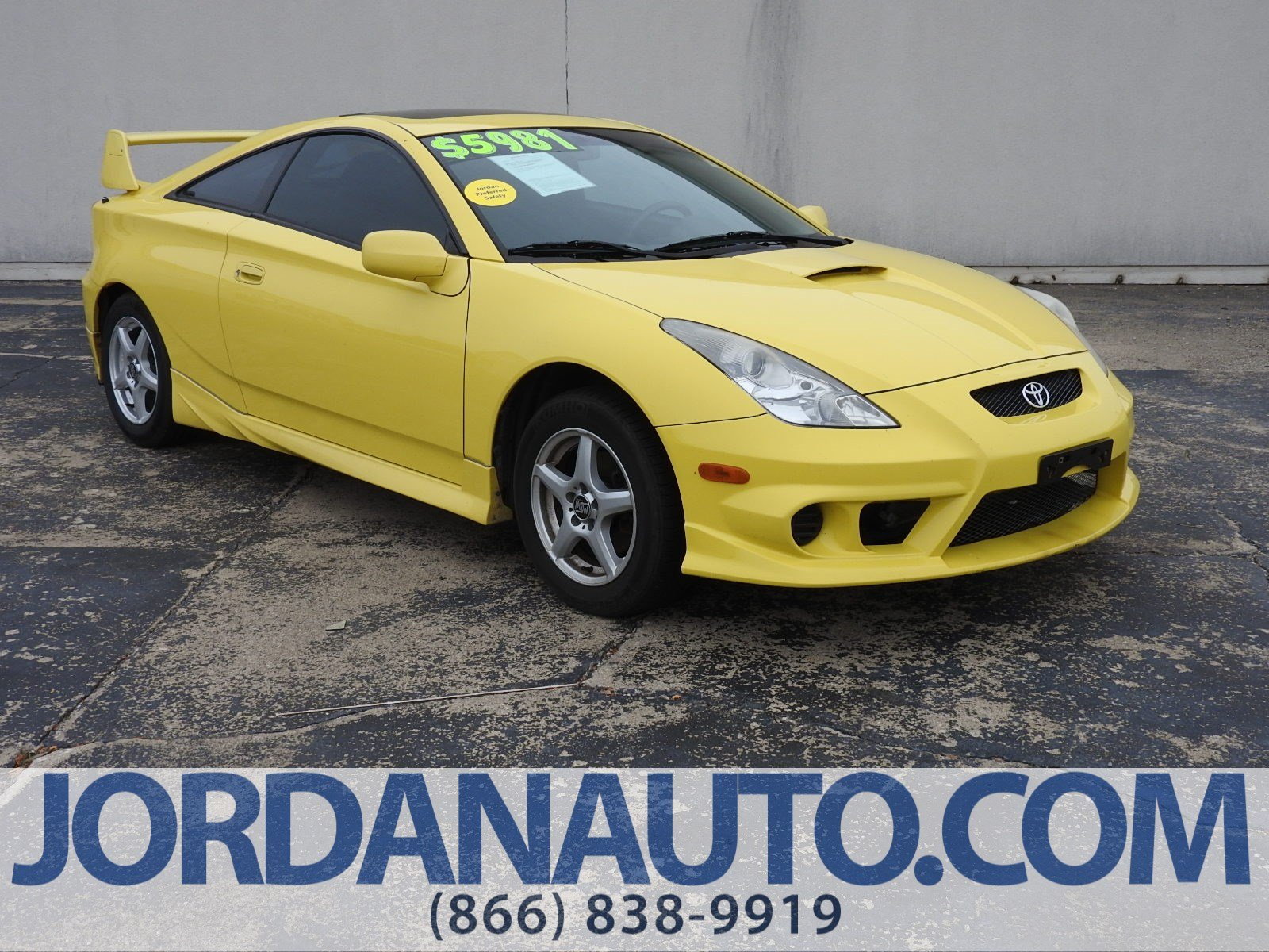 Superb Pre Owned 2004 Toyota Celica GT