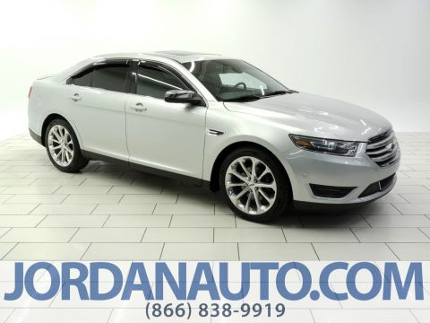 Certified Pre-Owned 2016 Ford Taurus Limited