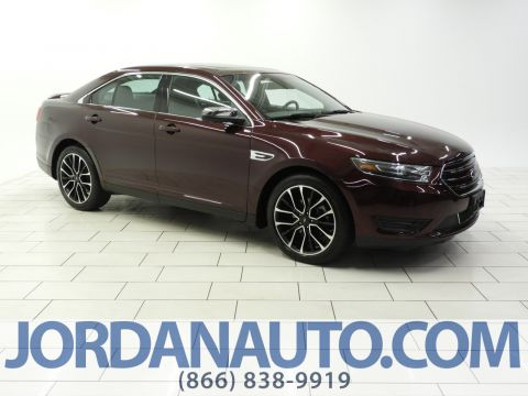 Certified Pre-Owned 2019 Ford Taurus Limited
