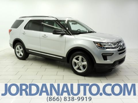 Certified Pre-Owned 2019 Ford Explorer XLT