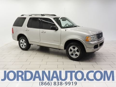 Pre-Owned 2005 Ford Explorer Limited