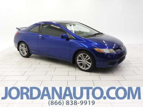 Pre-Owned 2007 Honda Civic Si SI