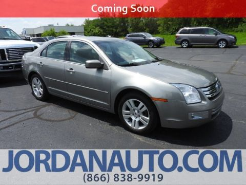 Pre-Owned 2009 Ford Fusion SEL